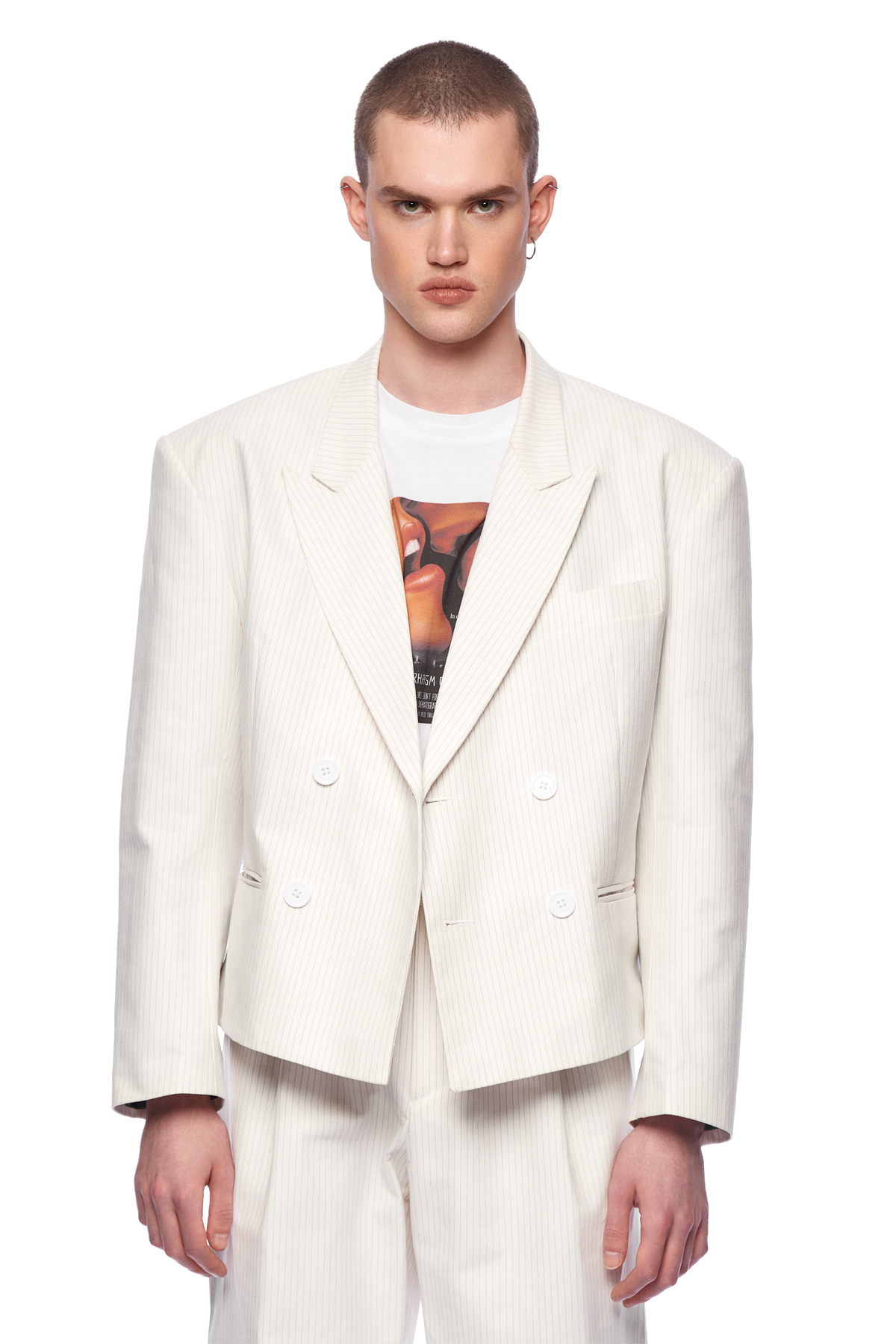 Berhasm  double-breasted blazer