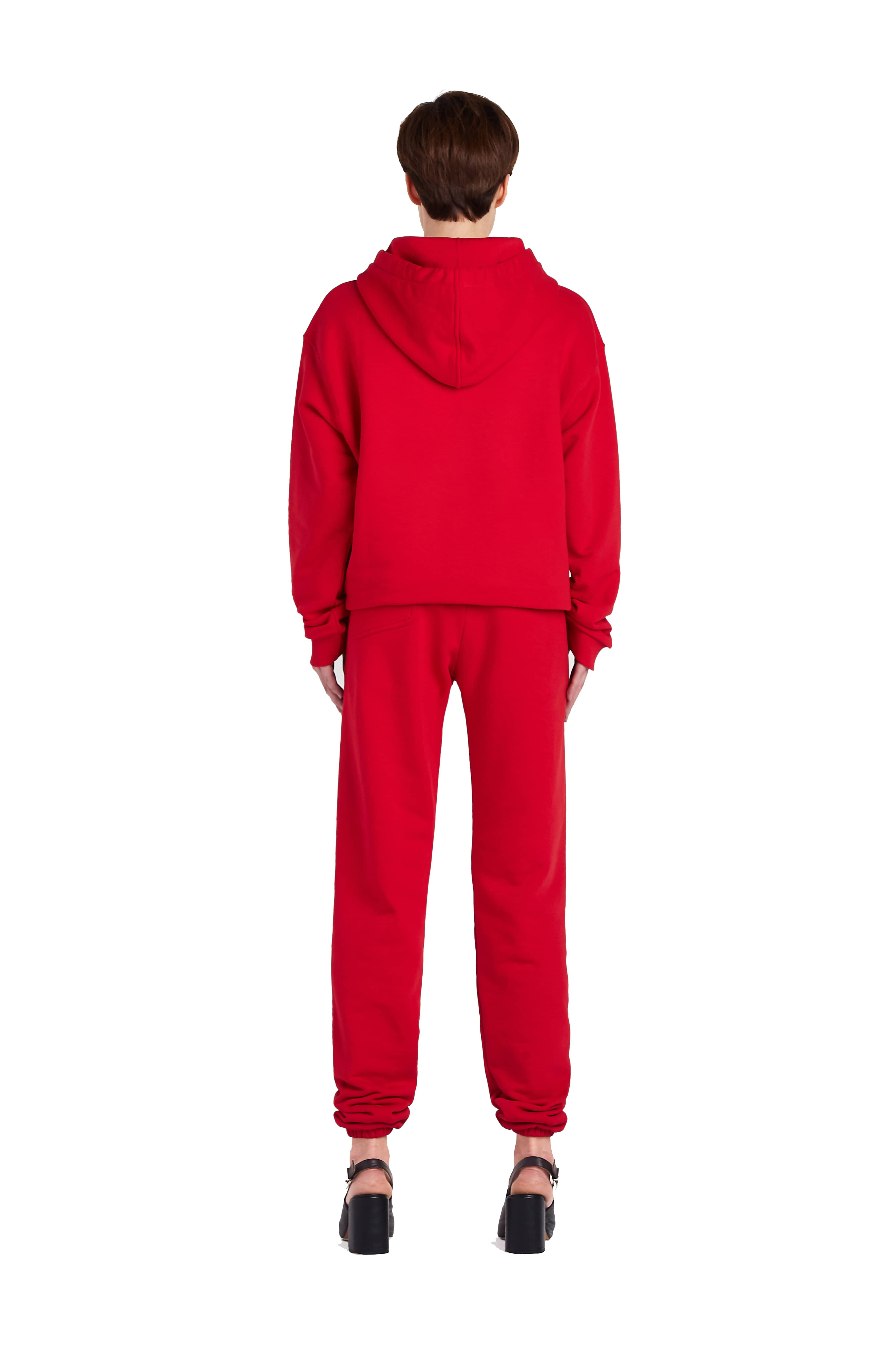 Red sweatpants TECHNOMOTHER
